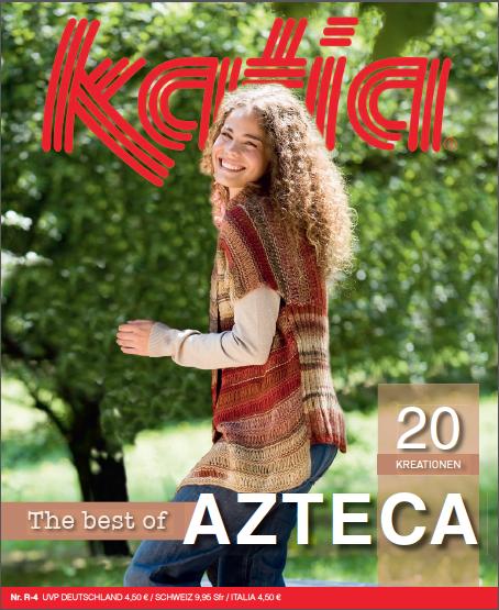 AZTECA HEFT 4 14-15 H/W