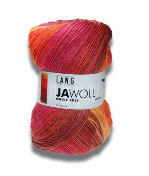 JAWOLL MAGIC 6 - FACH/6 - PLY