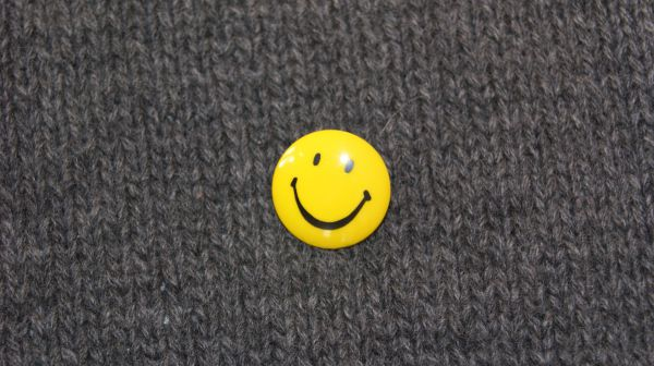 Gelb Smiley
