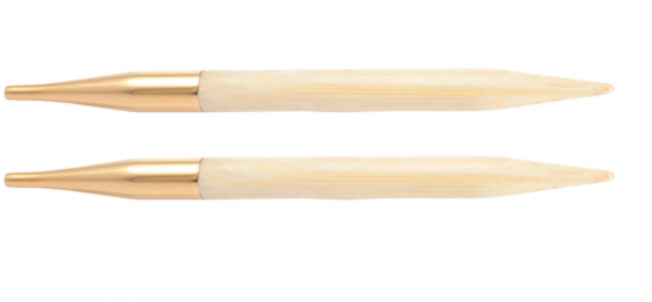 Austauschbare Rundstricknadeln bamboo