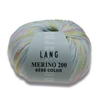 MERINO 200 BEBE COLOR