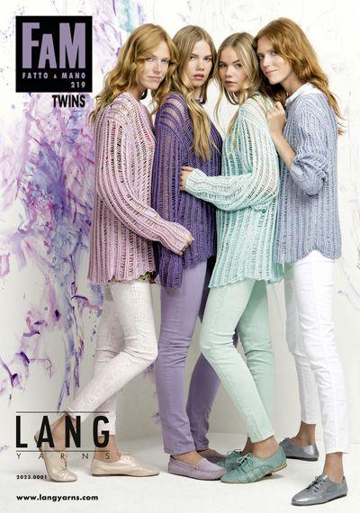 Fatto a Mano 219 Twins D/E/F/NL