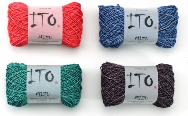 ITO MIZU - 100% Baumwolle