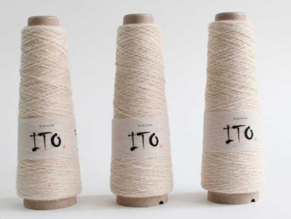 ITO MEN - 100% recycelte Baumwolle
