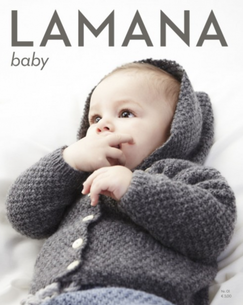 LAMANA BABY Heft 01
